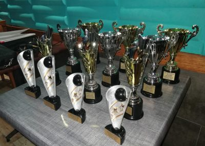 Premiacion Temporada XL