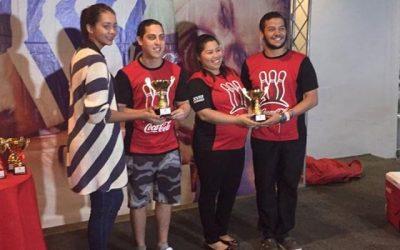 Andres Matos Gana en 1er Lugar en Torneo Coca Cola 2017